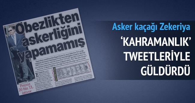 Kahramanlık tweetleri atan Paralel savcı 'çürük' çıktı