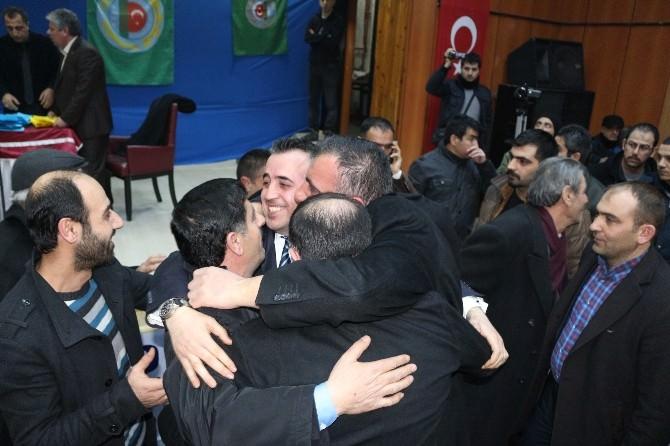 Azo Başkanı Aydemir Güven Tazeledi
