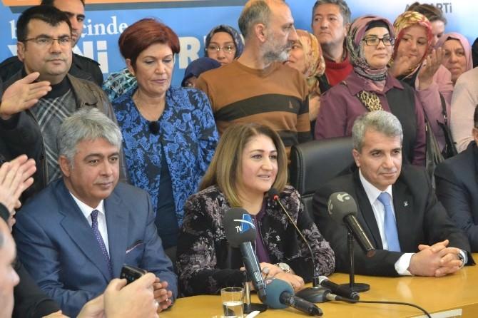 Emine Karaköse'den Hızlı Giriş