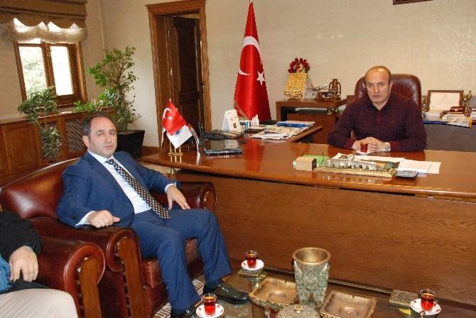 Murat Demir, İlçe Ziyaretlerini Sürdürüyor