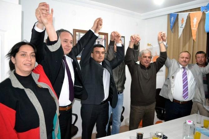 Muğla'da AK Parti Aday Adayları Çalışmalara Başladı