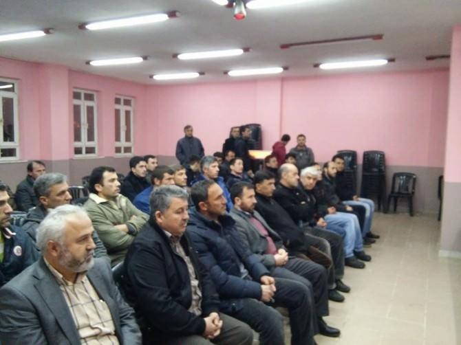Orhaneli AK Parti İlçe Teşkilatı Seçim Çalışmalarına Başladı