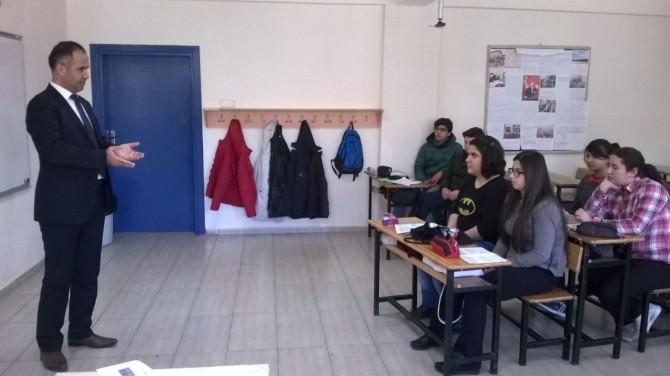 Ayvalık'ta Akademik Başarıyı Artırma Projesinde Hedef Büyük