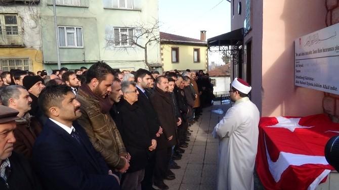 Bilecik'te Fırat Çakıroğlu İçin Gıyabi Cenaze Namazı Kılındı