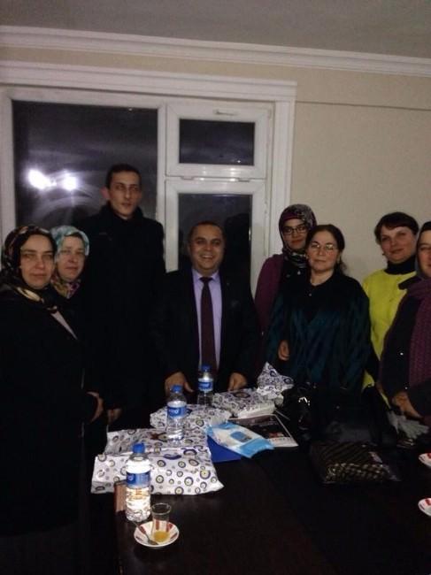 Milletvekili Aday Adayı Sultan Ahmet Durdu Destek Turunda