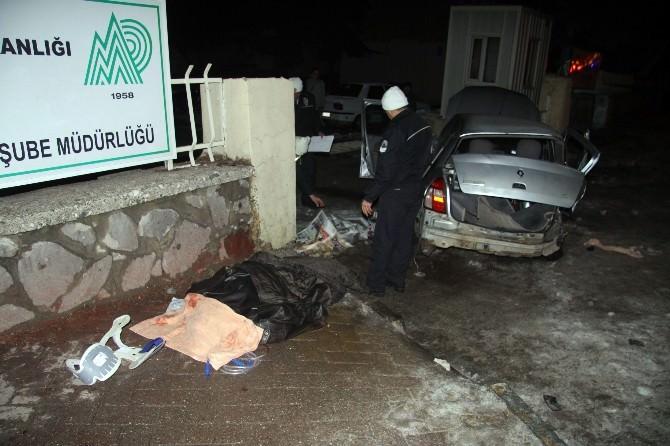 Gaziantep'teki Kazada Ölenlerin İsimleri Belli Oldu