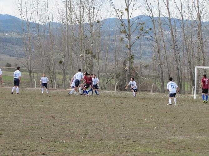 Hisarcık Belediye Spor, 2-0 Önde Götürdüğü Maçta Rakibiyle 2-2 Berabere Kaldı