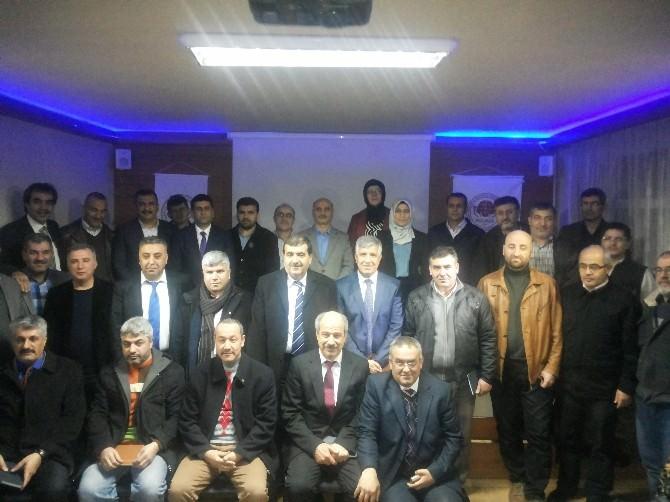 Mazlumder Adana Yeni Yönetimini Seçti