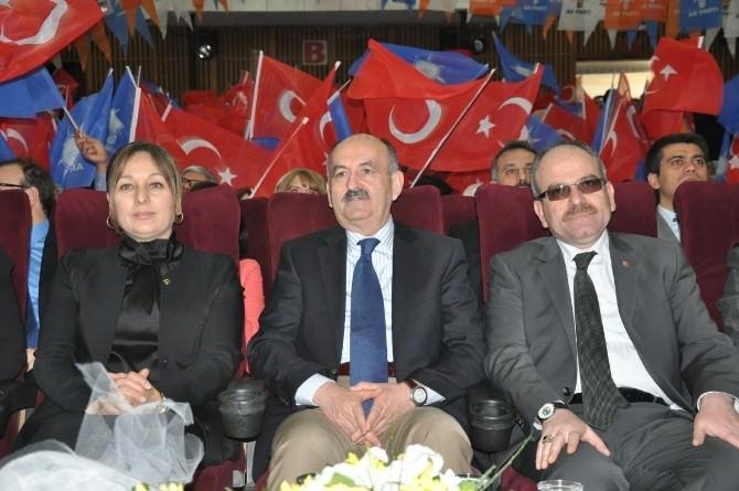"""Bakan Müezzinoğlu: """"Ambulans Helikopterlerimiz Gece Uçuşlu Olanlar Da Şimdi Milletin Emrinde"""""""