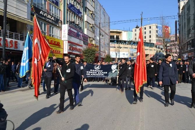 Malatya'da Çakıroğlu İçin Gıyabi Cenaze Namazı Kılındı