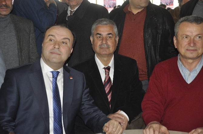 Harun Akın Milletvekili Aday Adayı