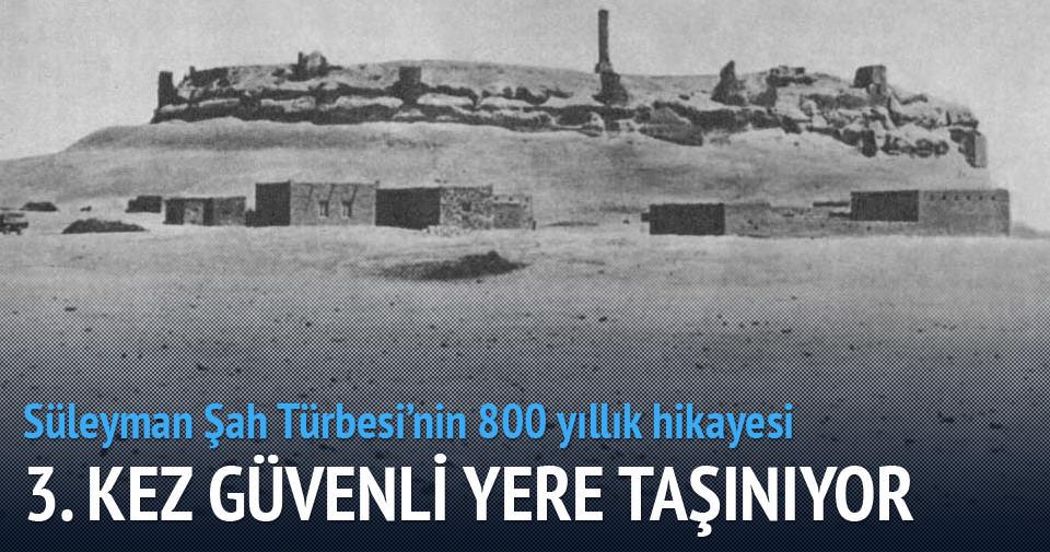 Süleyman Şah Türbesi'nin tarihinin hikayesi
