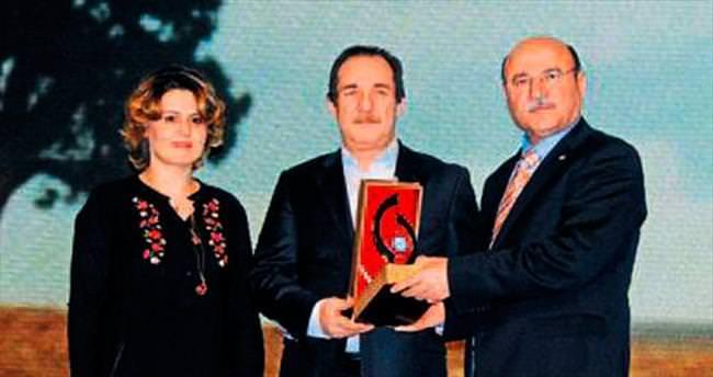 Sabah Ankara'ya ödül