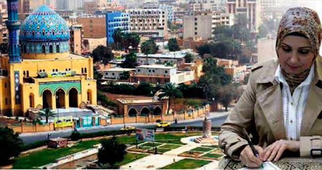 Irak'ın ilk kadın belediye başkanı