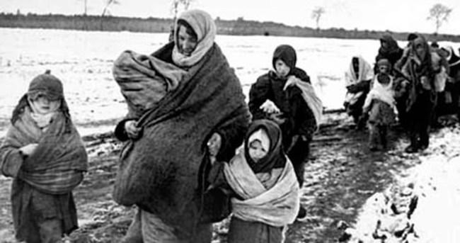23 Şubat 1944 Çeçen Sürgünü