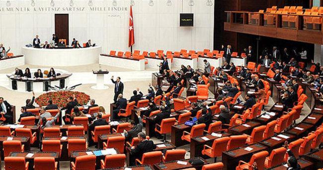 Meclis'te Şah Fırat oturumu