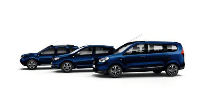 Dacia'dan özel koleksiyon