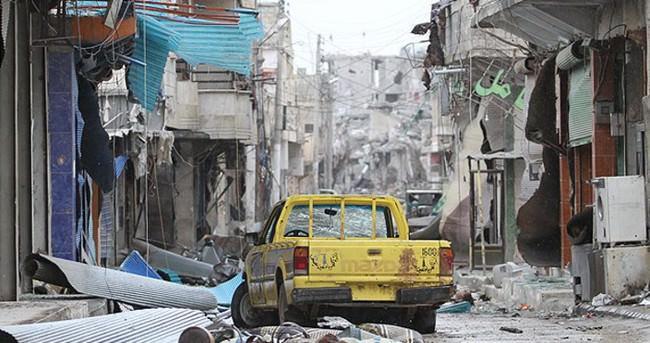 Kobani'de umutlar Türkiye
