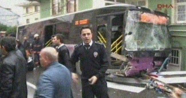 İstanbul Sarıyer'de feci kaza: 2 ölü