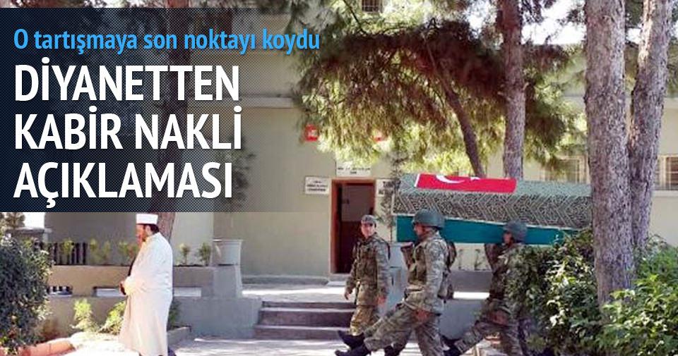 Diyanet'ten Süleyman Şah açıklaması