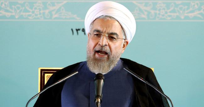 Ruhani'den İran eleştirilerine tepki