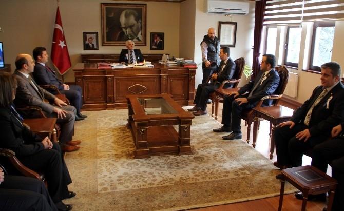 Karabük'te Vergi Rekortmenleri Belli Oldu