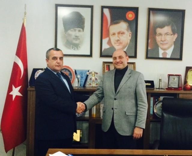 Mehmet Ali Özdemir Aday Adaylığını Açıkladı