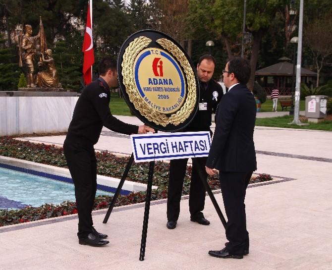 Adana'da Vergi Haftası Etkinlikleri
