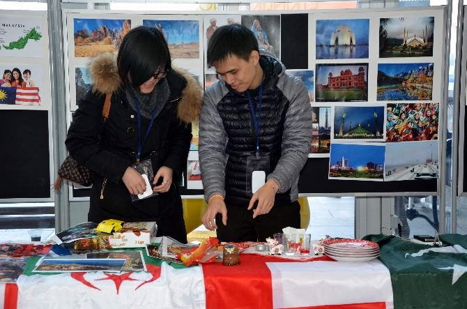 Aıesec Eskişehir Farklı Kültürleri Bir Araya Getirdi