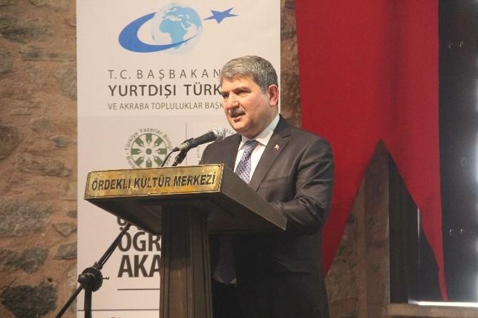 AK Parti Bursa Milletvekili Aday Adayı Cemalettin Kani Torun:
