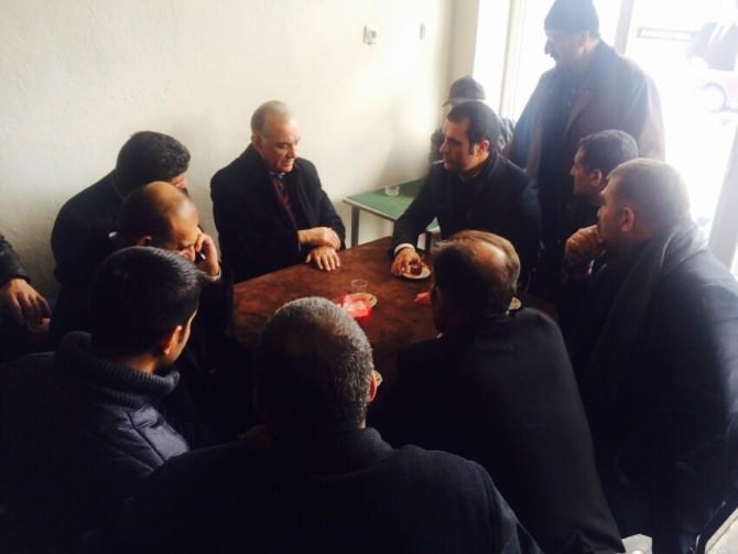 AK Parti Erzurum Milletvekili Aday Adayı Karadağ'dan Horasan Çıkarması…