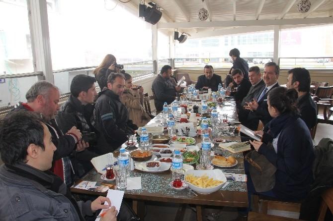 AK Parti Milletvekili Aday Adayı Mefail Deribaş:
