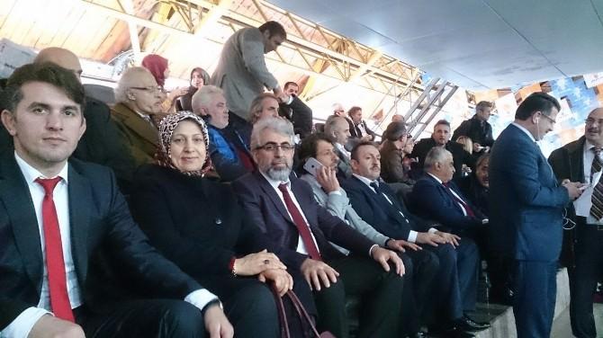 AK Parti Aday Adayı Mahir Küçük Gençlikten Umutlu