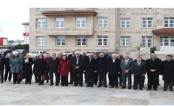 Akçakoca'da Vergi Haftası Başladı