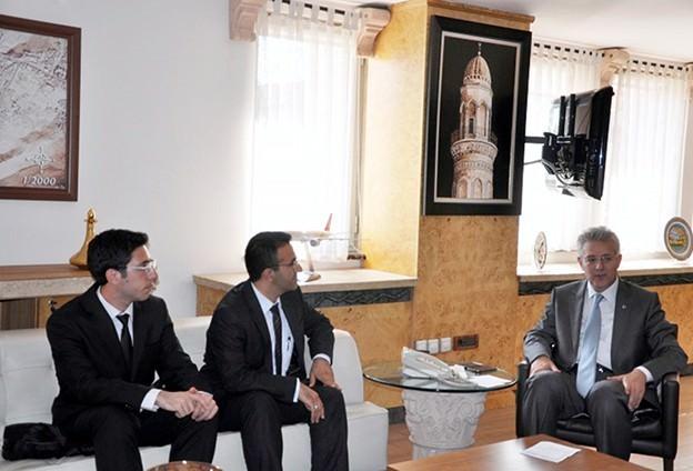 BİK Mardin Şube Müdürü Günbegi'den Çalışmaları Hakkında Açıklama