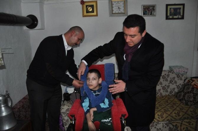 Başkan Bakıcı Bir Aileye Daha Umut Oldu