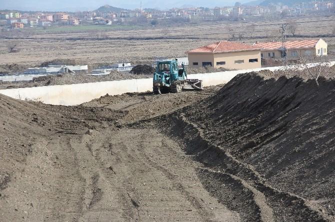 Osmancık'ta Dereler Islah Ediliyor