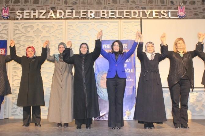 Ayşe Hekimoğlu Aday Adaylığını Açıkladı