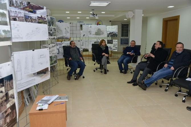 Yeni Erbaa Mimari Proje Yarışması Sonuçlandı
