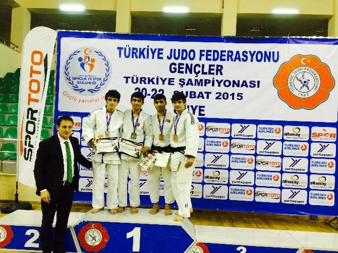 Judonun Madalya Avcıları