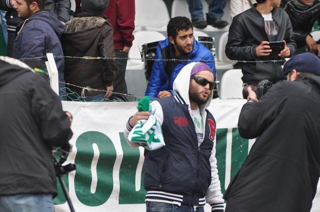 Mustafa Sarsılmaz, Bodrumspor'a Klip Çekti