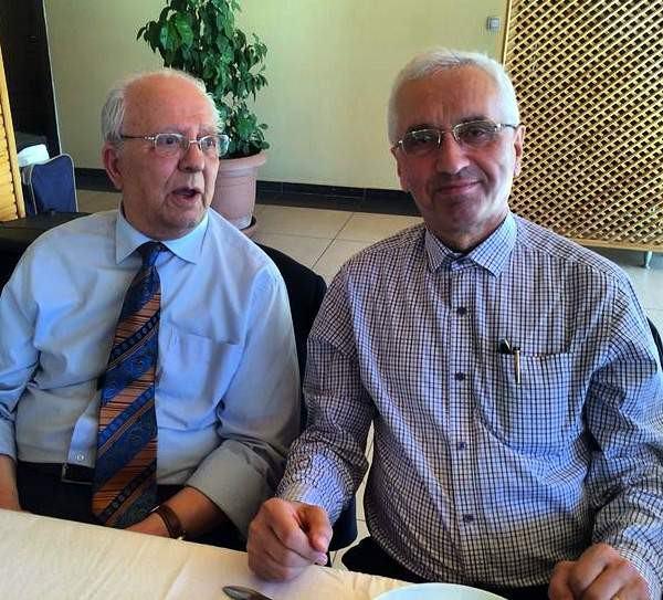 İhsan Tunçoğlu: Camiamızın Çınarı Artık Gönüllerimizde Yaşayacak