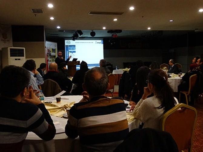 Kars, Ardahan, Artvin Kalkınma Projesi 2015 Yılı Faaliyet Planlama Toplantısı Yapıldı