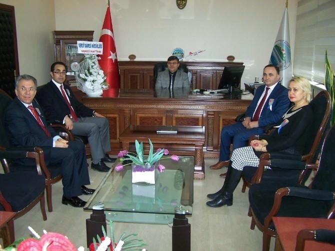Beyşehir'de Vergi Haftası Kutlanıyor