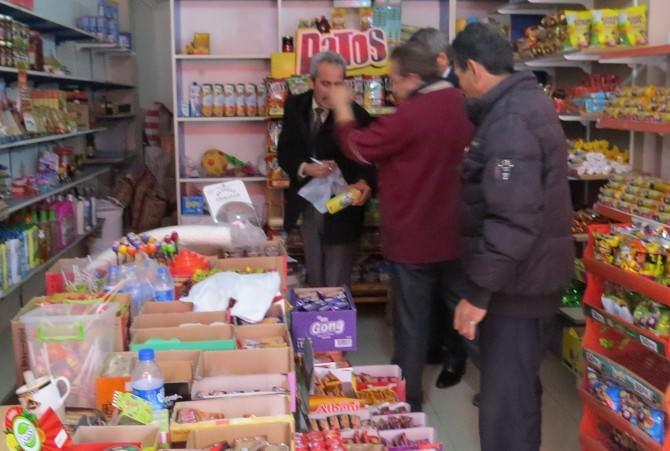 Mardin'de Gıda Denetimi