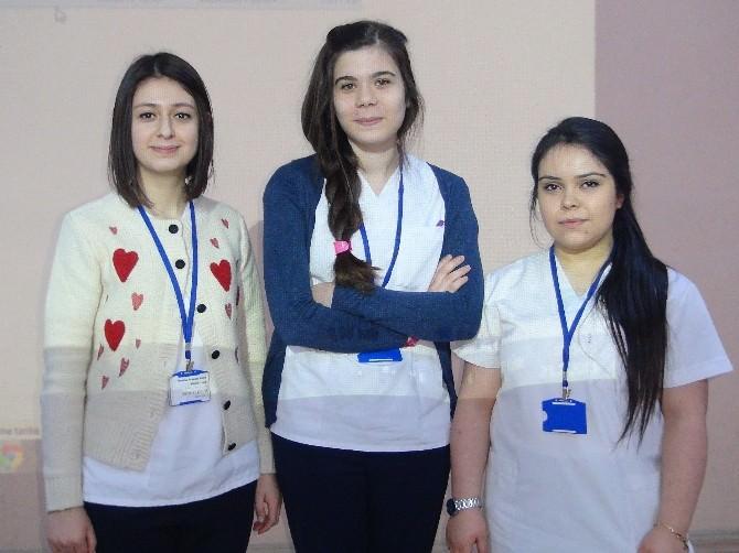 Liseli Öğrencilerden Hijyen Ve Sağlıklı Yaşam Eğitimi