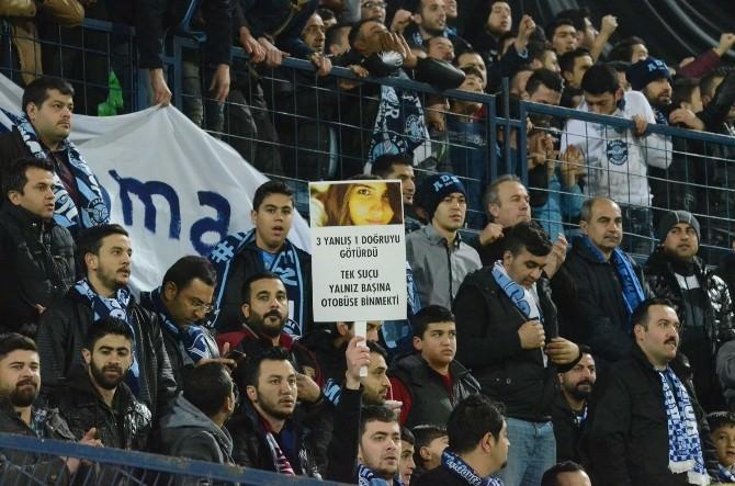 Başkan'dan Adana Demirspor Taraftarına Teşekkür
