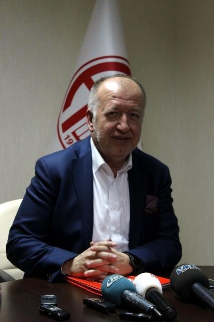 Hami Mandıralı Antalyaspor'dan Gönderildi