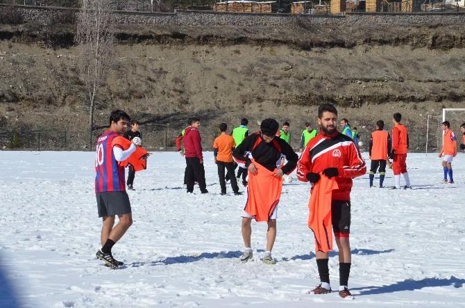 Tosya Gençlikspor Sezona İlk Antremanla Başladı