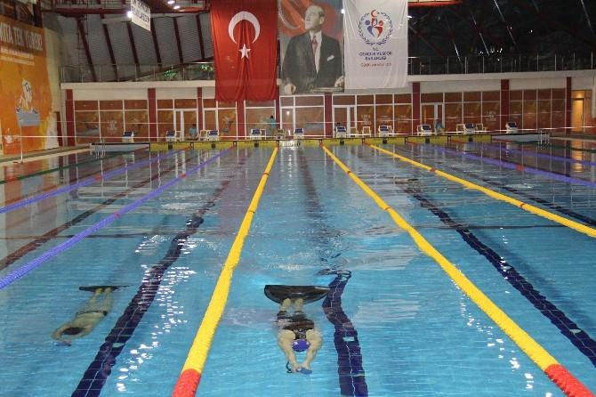 Paletli Yüzme Gençler Türkiye Şampiyonası Sona Erdi